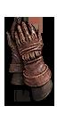 Перчатки боклерского офицера