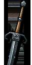 Стальной меч из Махакама