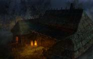 Loading Outskirts inn night