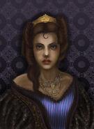 Anna Henrietta by Ichuarraquax