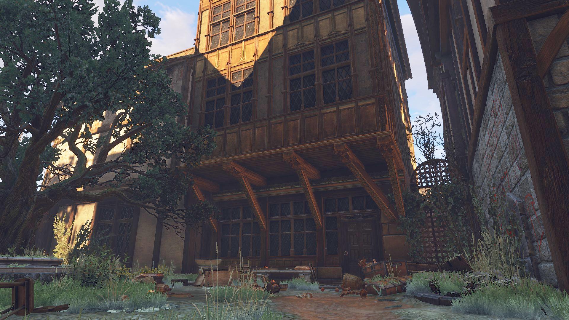 Дом Трисс
