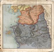 Карта мираВ3