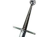 Стальной меч Школы Кота