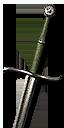Улучшенный стальной меч Школы Медведя