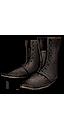 Элегантные нильфгаардские туфли