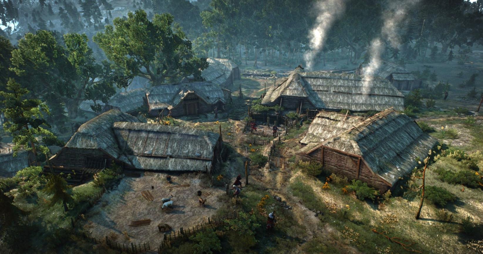 Деревня Ферлунд