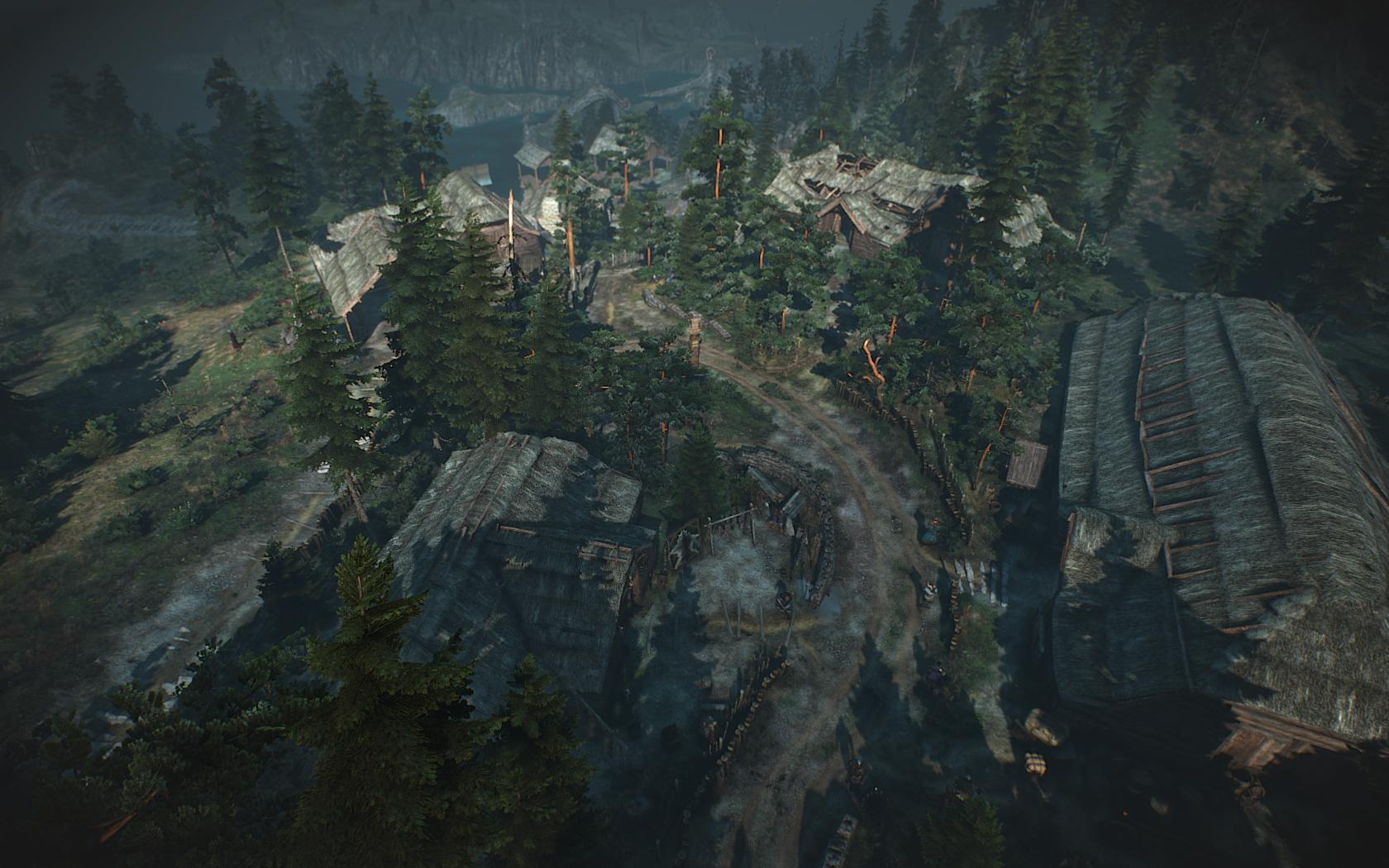 Деревня Аринбьорн