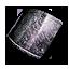 Пластина из метеоритного серебра