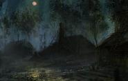Loading Swamp night