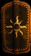 Нильфгаардский щит1В3