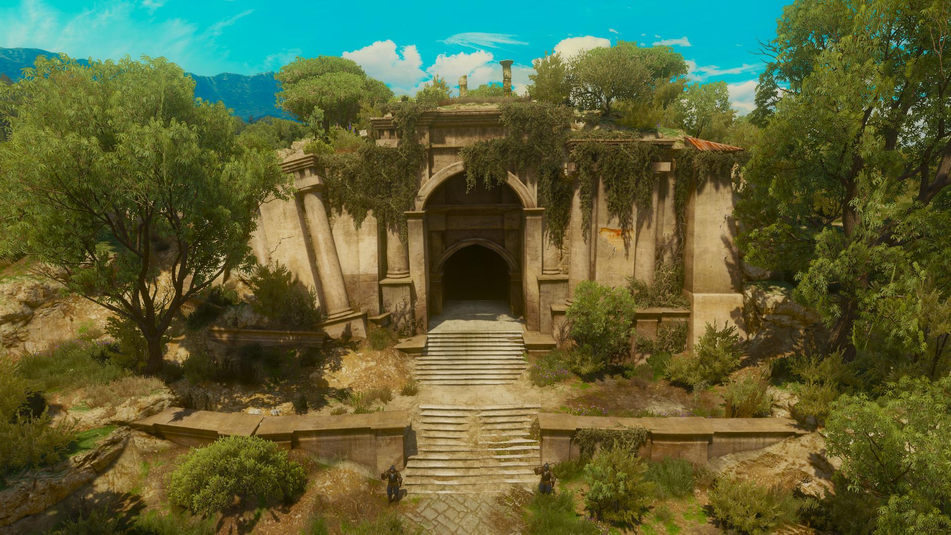 Заброшенный храм пророка Лебеды