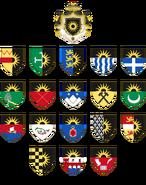 Провинции Империи
