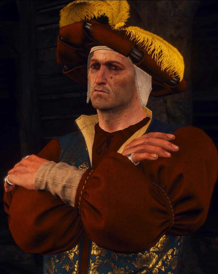 Месье де Бурбё