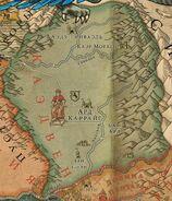 Карта каэдвена В2
