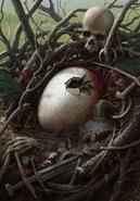 Яйцо гарпии (Grafit Studio)