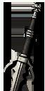 Мастерский серебряный меч Школы Кота