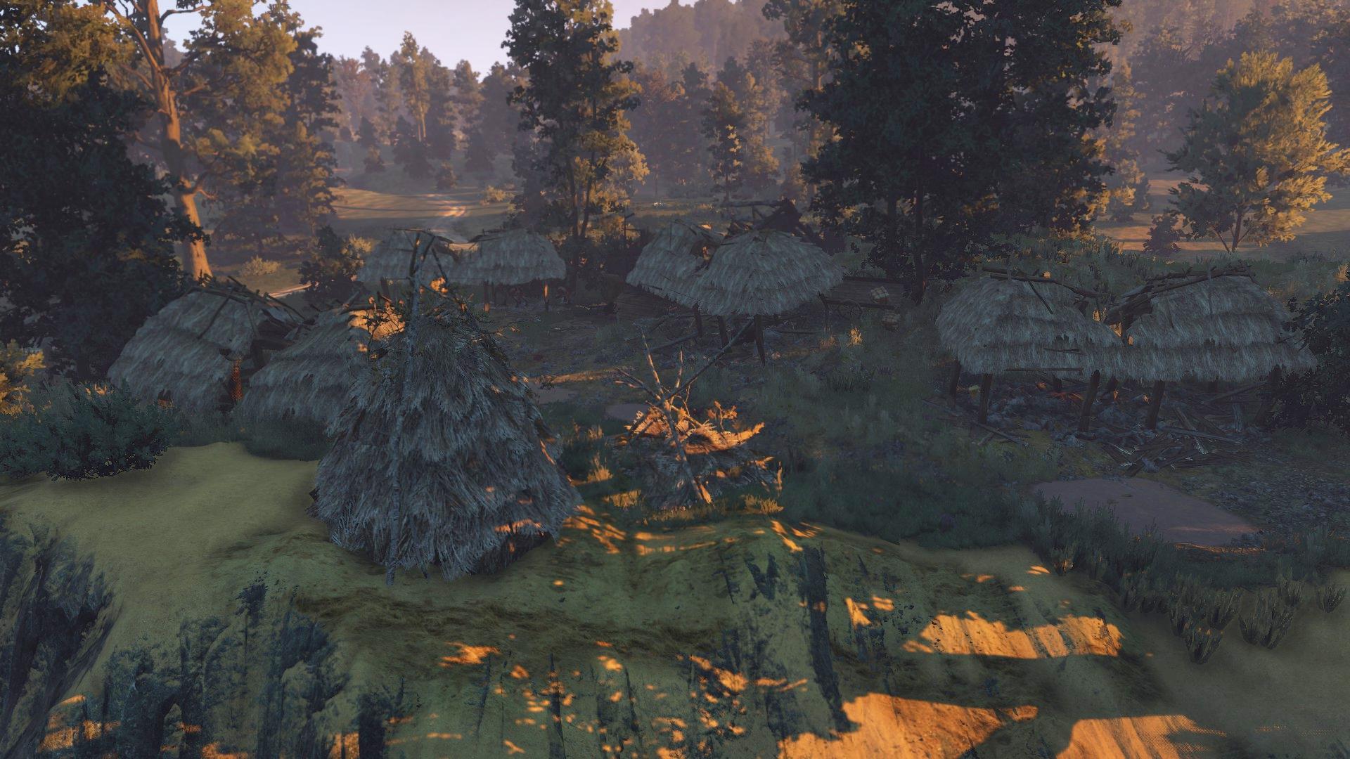 Деревня Мышинец