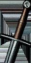 Улучшенный стальной меч Школы Кота