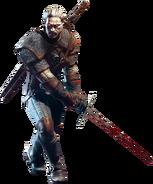 Geralt of rivia 2 by ivances-d6iz9qm