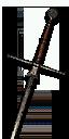 Стальной меч оруженосца