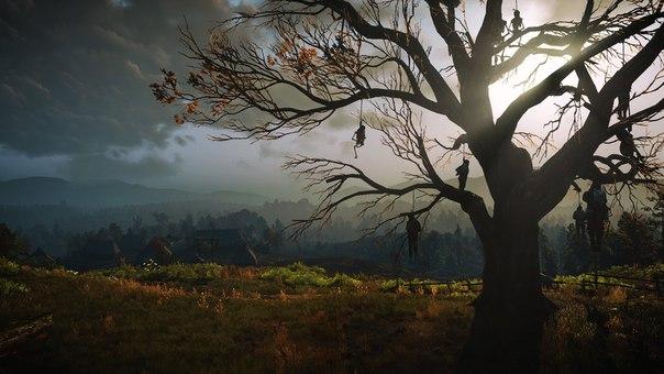 Дерево висельников