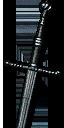Геммерский стальной меч