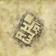 Карта руин лечебницы1