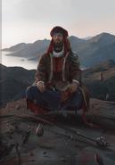 Медитирующий чародей (Michal Lisowski)