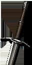 Улучшенный стальной меч Школы Грифона