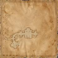 Map Kaer Morhen Witcher Laboratory