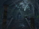 Пещера под Храмовым островом