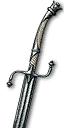 Древний эльфский меч