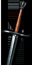 Нильфгаардский длинный меч