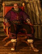 Лугос на троне