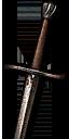 Ржавый нильфгаардский меч