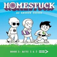 Cover of Homestuck Book 1