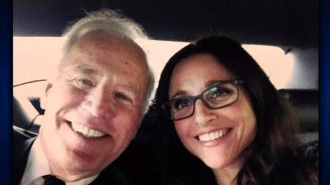 Julia Louis-Dreyfus's Wild Times With Joe Biden - CONAN on TBS