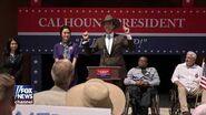Buddy Calhoun Announces Campaign for President