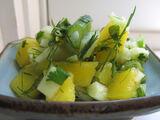 Fennel Mango Salsa by Elle Bee