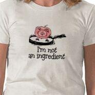 Tshirt - not an ingredient