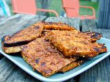 Barbequed Tofu by Elle Bee