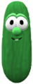 Larry the cucumber png by trainboy48-dak4hvm