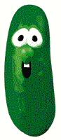 History of Larry the Cucumber's Voice on VeggieTales