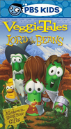 PBS Kids - Lord of the Beans VHS