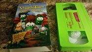 VeggieTales Lord of the Beans 2005 VHS Word Entertainment