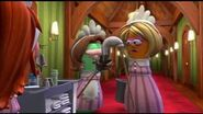 Recording VeggieTales Beauty and The Beet with Kellie Pickler