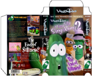 A Very Silly Sing-Along 2 - The End of Silliness 1998 VHS Cover