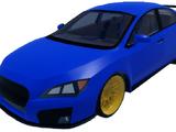 Unite WRX (Subaru Impreza WRX STI)