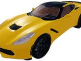Gauntlet Cutterray (Corvette Stingray)