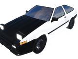 Atiyoto AY86 (Toyota AE86)